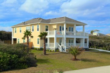 Featured Image for Beachside Custom Home #1 – Ponte Vedra Beach, FL Project