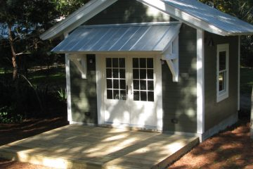 Featured Image for Fuller Wood Park Shed, North City, St. Augustine, FL Project