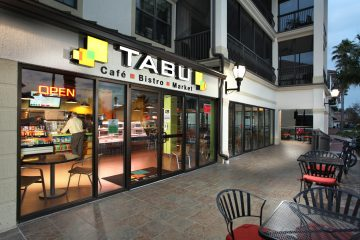 Featured Image for Tabu Bistro Project